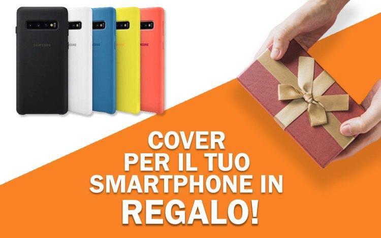 Samsung S10, solo nel nostro negozio Wind Varese Le Corti hai cover in regalo