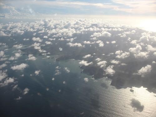 St. Lucia's western coast