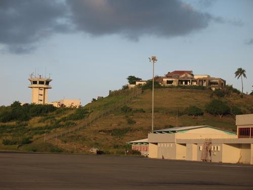 Grenada Control Tower