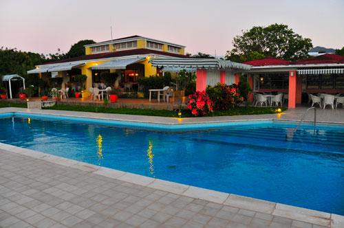 Mount Nevis Hotel & Resort Poolside
