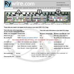 Obd0 Wiring Diagram 7 Pin Plug Australia Crx Community Forum • View Topic - Wind's Pop-up 86 Si (insight Cluster Swap)
