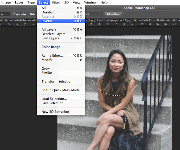 How to crop a circle in photoshop photoshopcircletutorial5 ccuart Gallery