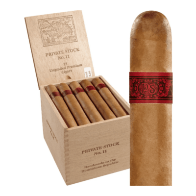 Private Stock #11 Cigars (4 1/2 x 50) - Box of 25