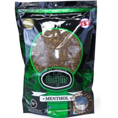OHM (Menthol) Pipe Tobacco