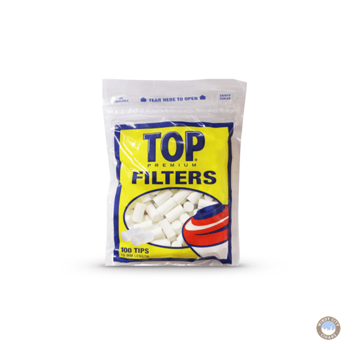 Top Cigarette Filters - 100 Tips