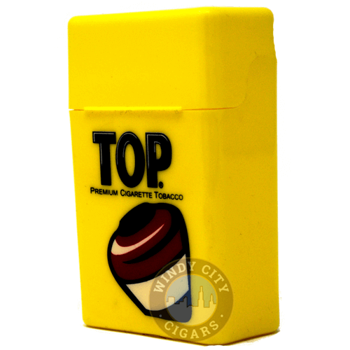 Top Strong Box Cigarette Case