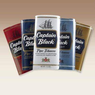 Captain Black Pipe Tobacco