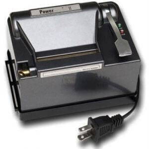 Powermatic ll electronic cigarette rolling machine