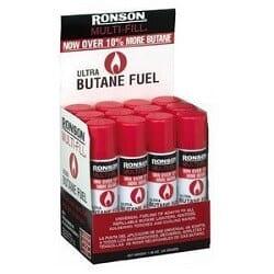 Ronson Butane Refill