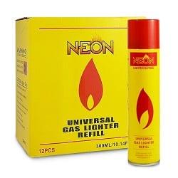 Neon Butane Refill