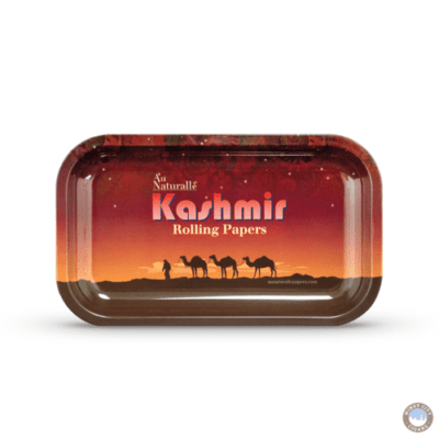 Kashmir Rolling Tray - Edition 4 (Small)