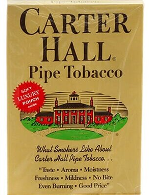 carter hall tobacco