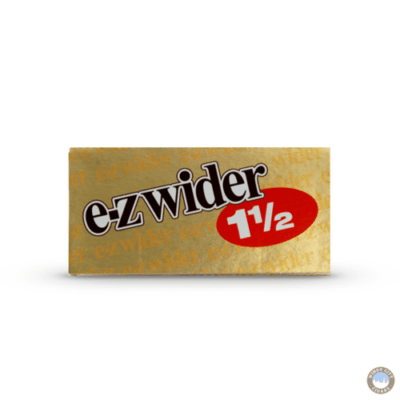EZ Wider Rolling Papers - 1 1 2 Gold