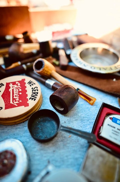 Proper Ways To Store Your Smoking Pipes
