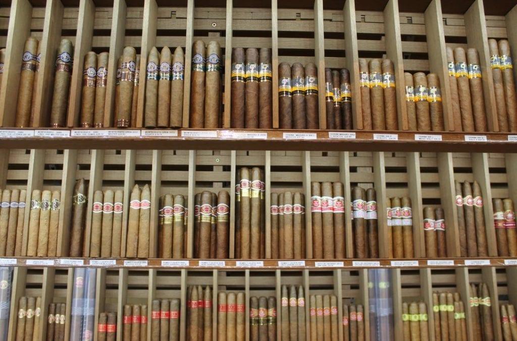 cigars around the world
