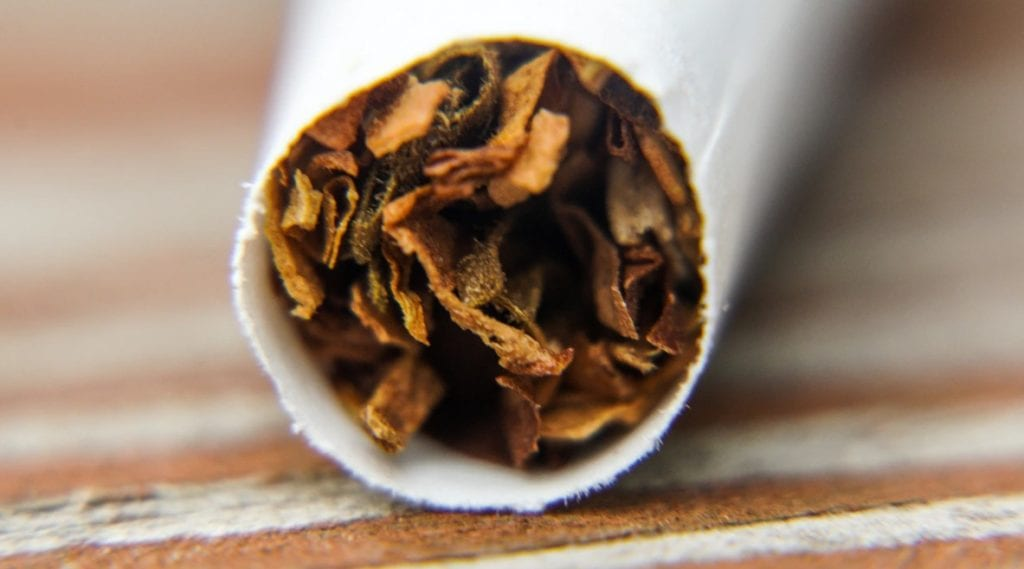 types of tobacco
