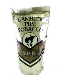 Gambler (Silver) Pipe Tobacco - 16oz