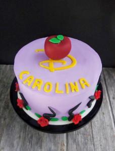 The Decendants Cake