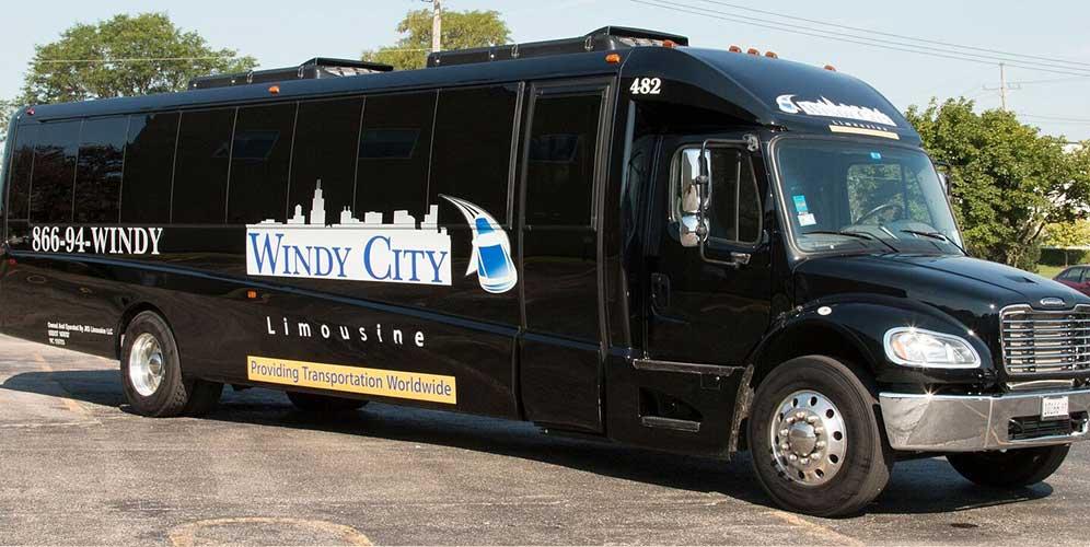 39 Passenger Mini Bus