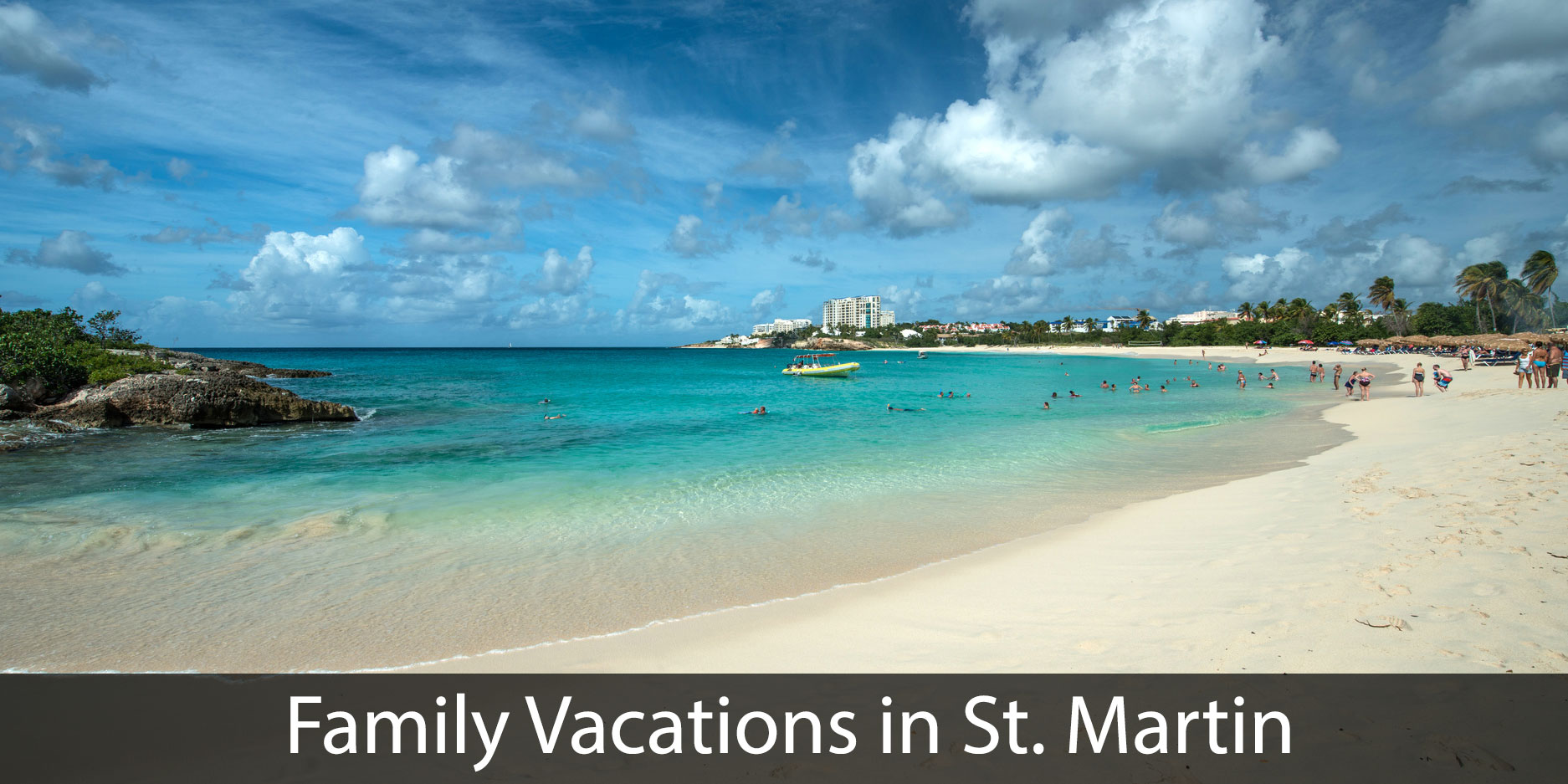 family vacations in st