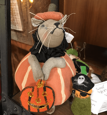 25% to 50% off all Fall and Halloween Decorations