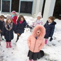 Nursery Want To Build A Snowman