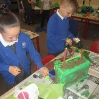 Rainforest Dioramas Stage 4: Finishing Touches!