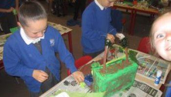 Dioramas, Dioramas, Dioramas!   Windy Nook Primary School
