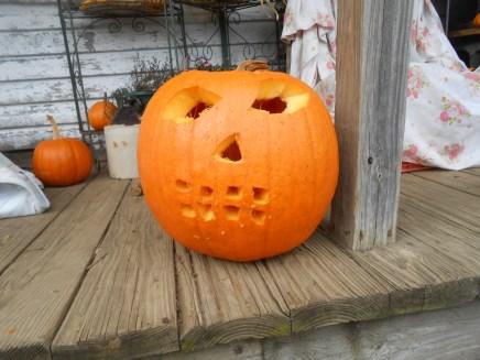 Pumpkin Carving time ...