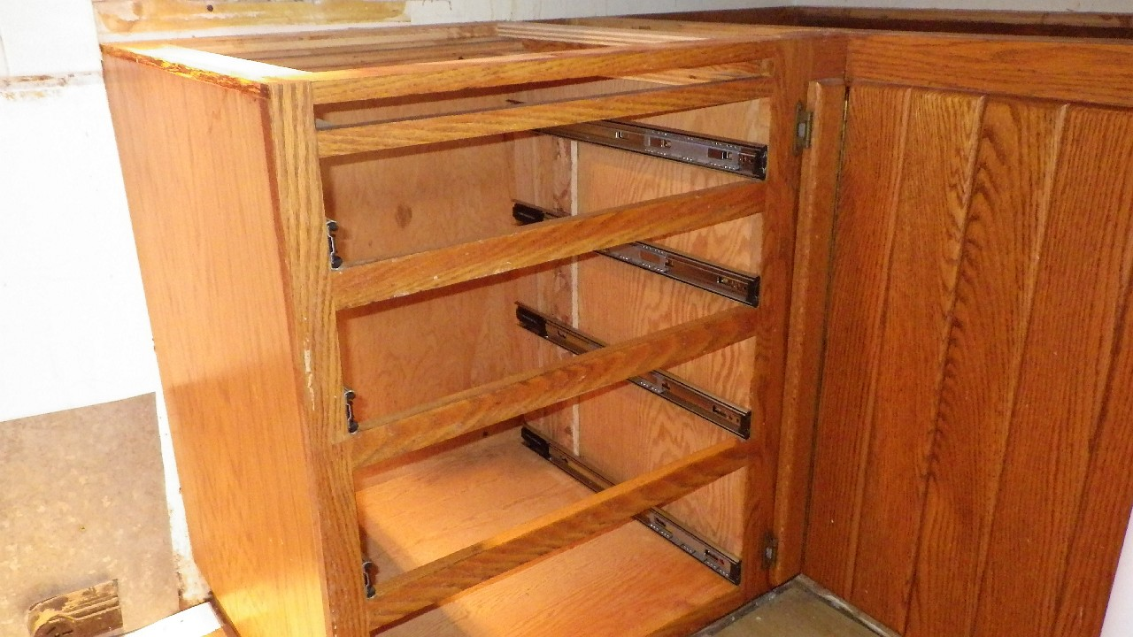 kitchen drawer slides design ideas for small kitchens upgrade new windy weather in cabinet