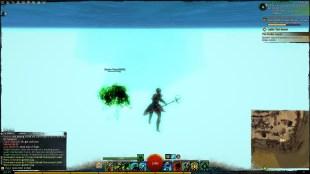 Swimming Below