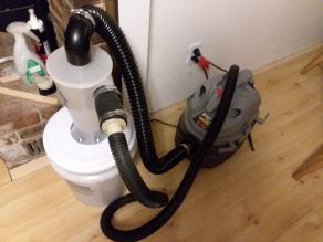 Diy Cyclone Vacuum