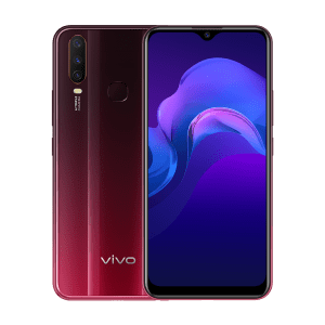Vivo Y15 (4 GB RAM) (64 GB Storage, Burgundy Red)