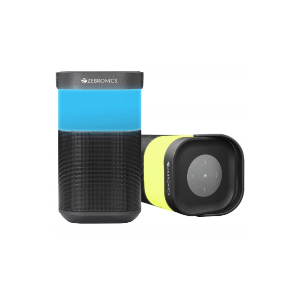 SPK-ZEBRONICS PORTABLE BLUETOOTH SPEAKER (PRISM)