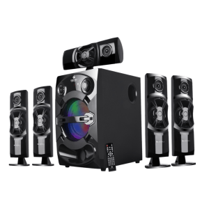Zebronics Zeb-Trump 5.1 Multimedia Speaker with...