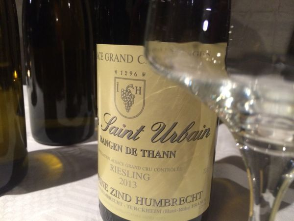 One of the best Rieslings in the world enjoys a superlative vintage in 2013