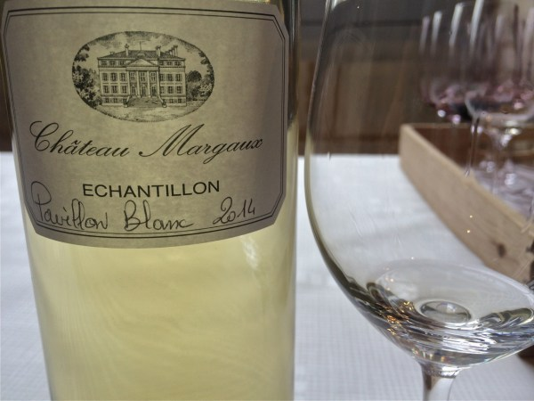 A great white Margaux