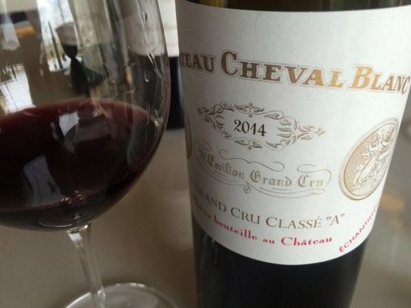Cheval Blanc 2014