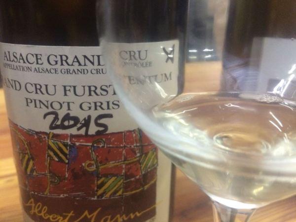 Pinot Gris Furstentum