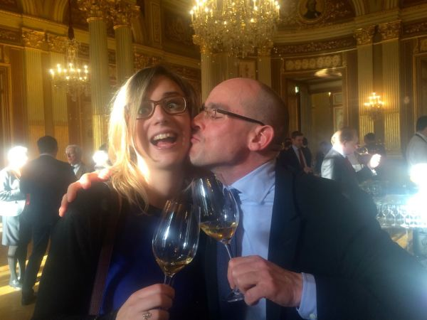 This is the effect of Yquem 2015