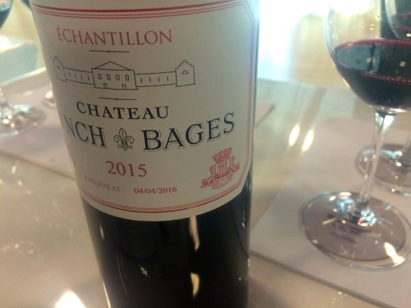 Very good Lynch Bages
