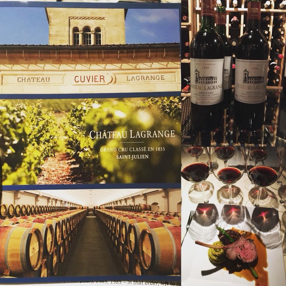 Harmony Cuisine Saint Julien saint julien elegance | wine chronicles