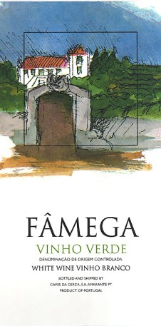 Famega label