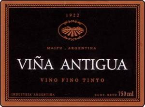 Vina Antigua S-B