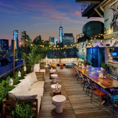 Hotels With Kitchen In Miami Mdf Cabinet Doors The Best Rooftop Bars Nyc - Wine4food