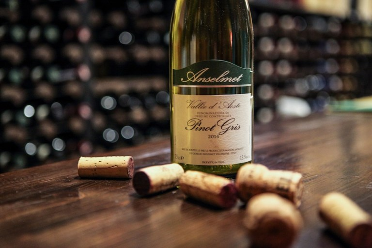 anselmet wine