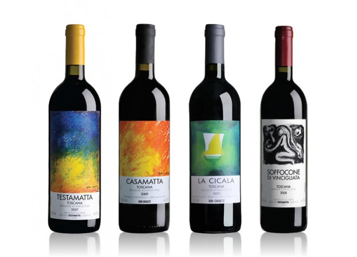 Bibi Graetz Wine Range