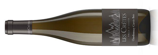 les cretes Chardonnay Cuvée Bois