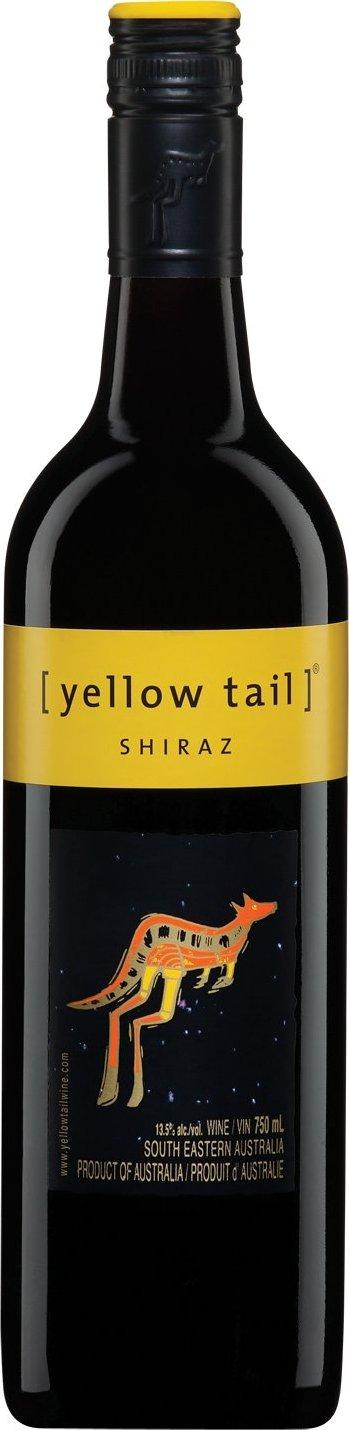 Yellow Tail Shiraz 2016 Expert wine ratings and wine