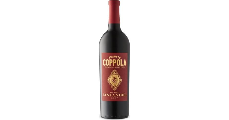 Francis Coppola Diamond Collection Red Label Zinfandel ...